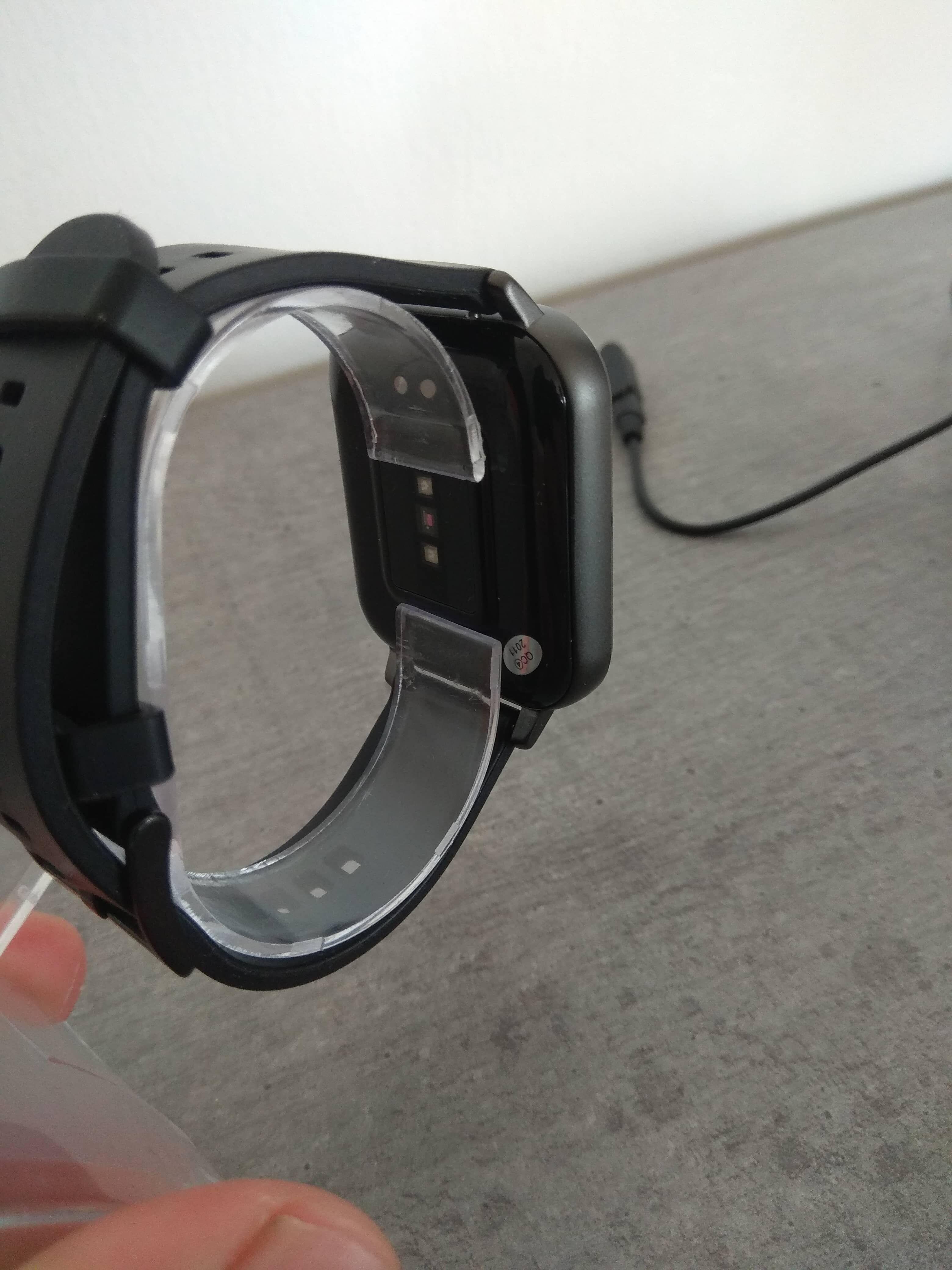 No.1 DX10 EKG Vérnyomásmérő okosóra teszt