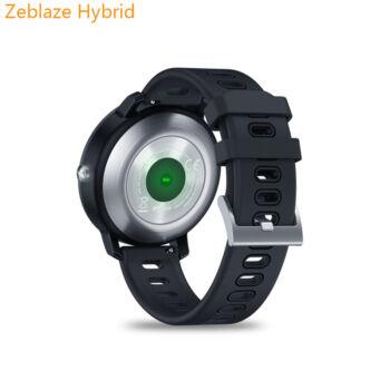 Gyári Pótszíj Zeblade Hybrid okosórához Szilikon