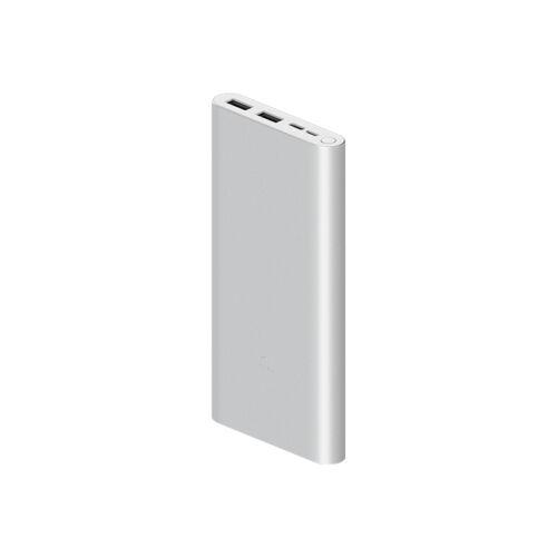Xiaomi Külső akkumulátor 10400 mAh Power bank Fém