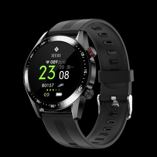 E12 Okosóra Vérnyomásmérővel Pulzusmérővel Bluetooth Hívás funkcióval