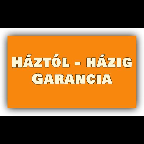 Háztól - Házig Garancia
